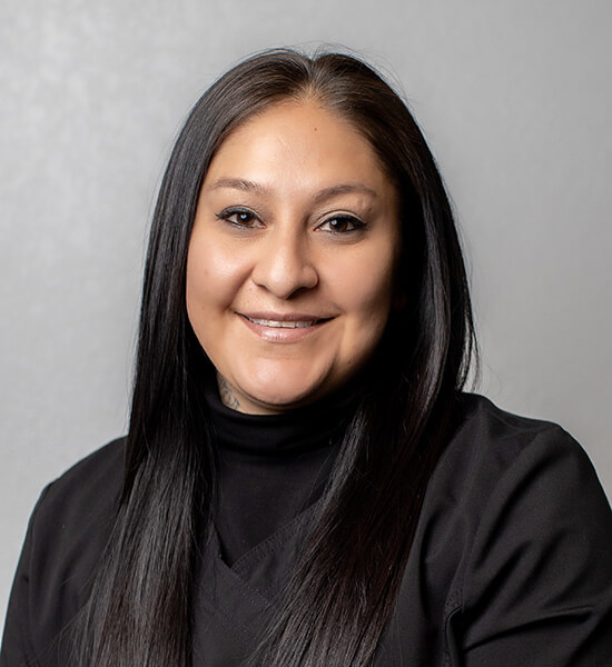Jessica, new patient coordinator at Park View Family Dental